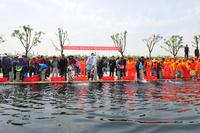 西安开展渔业资源增殖放流活动